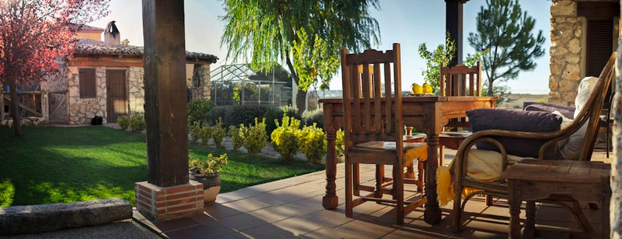 Casa Rural, ideal familias y amigos
