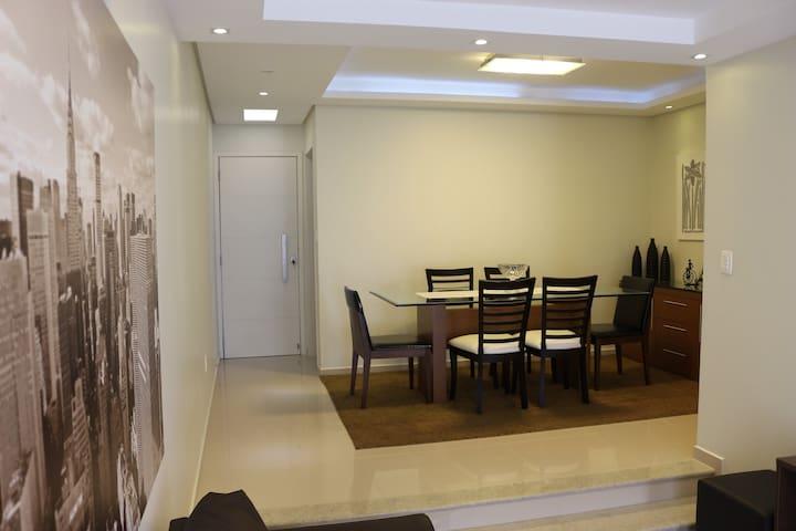 Apartamento - Centro de Joinville - ジョインビル - アパート