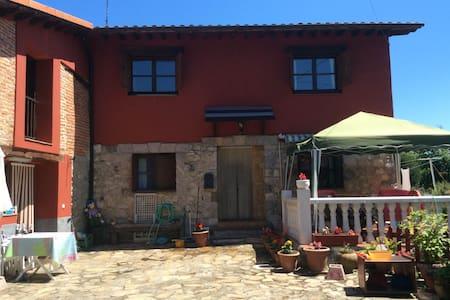 fantastica casa tipica asturiana - Balmori - House