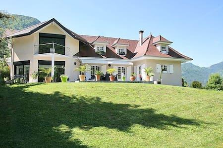 Villa  architecte proche lac Annecy - ALEX - Villa