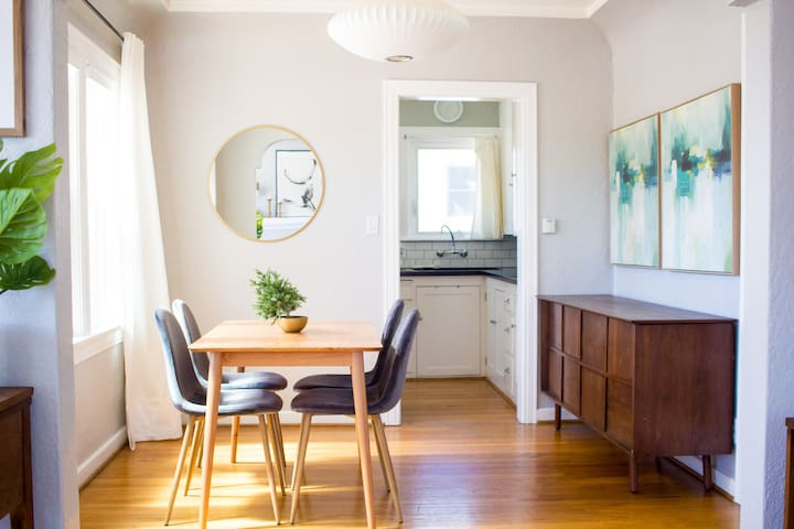 Bright North Park Bungalow by Zoo & Balboa Park