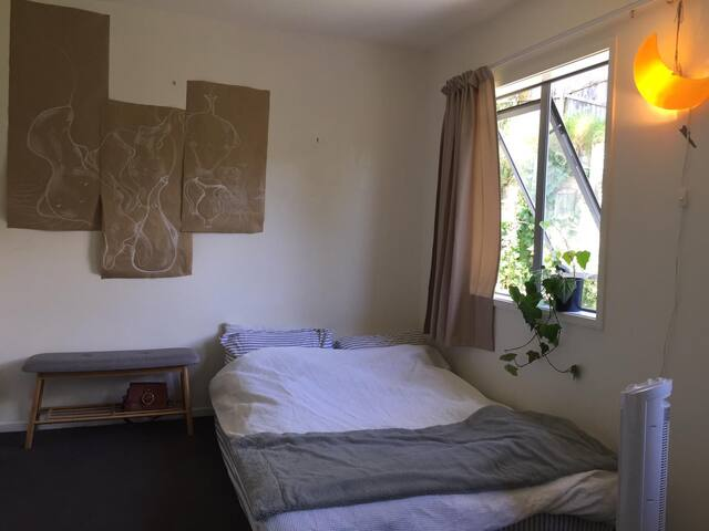 Modern Quiet and Clean Room
