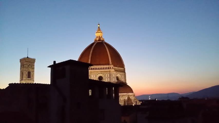 Appartamento panoramico vista Duomo
