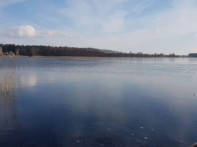 Ferienwohnung  direkt am Garder See,Natur Pur!