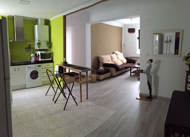 Modern apartment recently upgraded - Burgos - Apartment