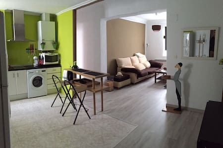 Modern apartment recently upgraded