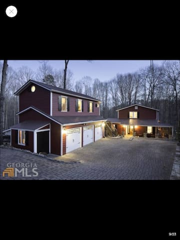 Guest House on Lake Lanier property - Dawsonville - Huis