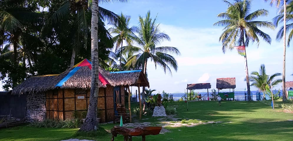 Private cottage pacific ocean view - Siargao Island - House