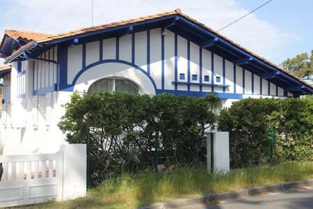 villa de  style basque charme au calme - Lège-Cap-Ferret