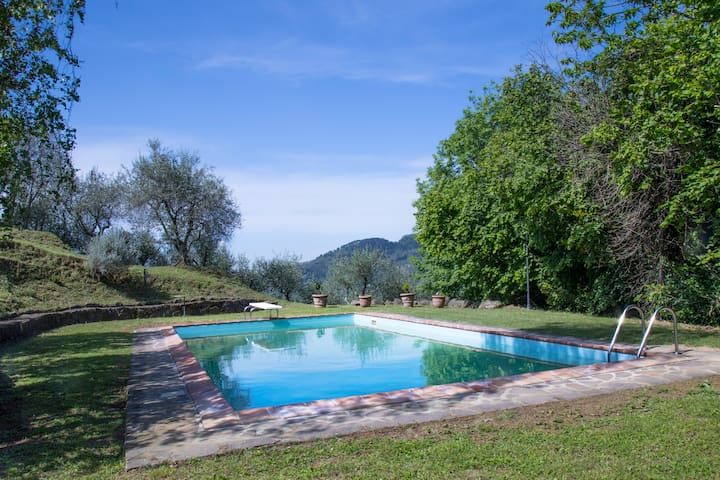 GLI ULIVI -TUSCANY  The best place for well-being