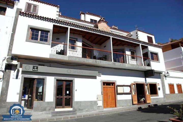 Apartment Tejeda - Tejeda - Appartement