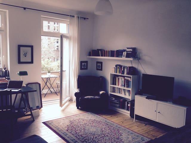 Cosy clean 1-room apartment - Berlin - Appartement en résidence