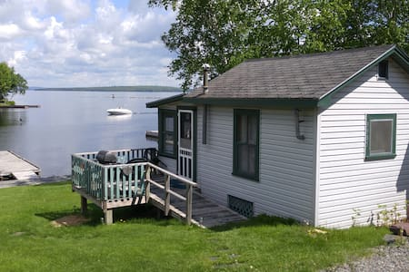 Landing 2 - Moose River/Moosehead Lake Rockwood ME - Rockwood - Kulübe
