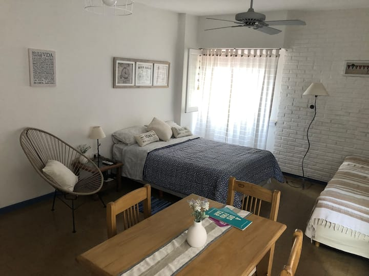 Single-room apartment in Mar del Plata