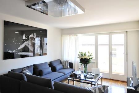 Magnifique appartement, quartier calme de Sion - Sion - Leilighet