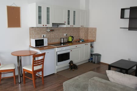 Quiet flat in the heart of Budapest