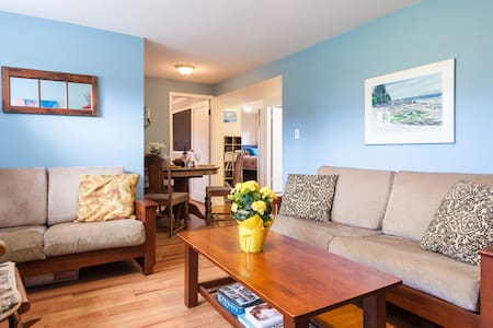 Uptown white rock welcomes you - White Rock - Apartment