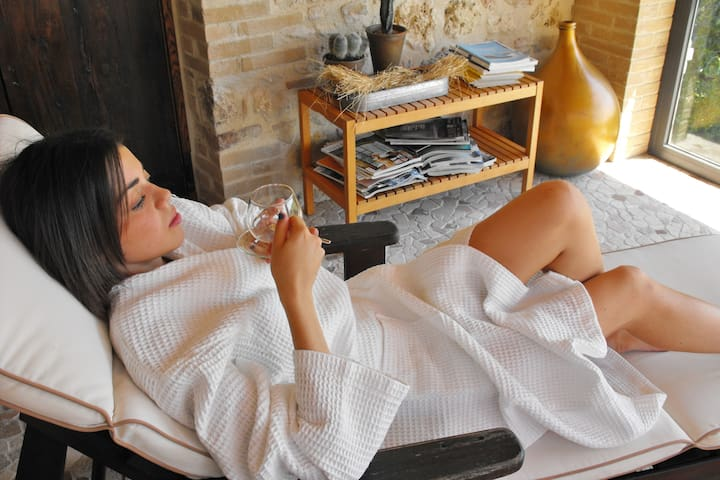 farmhouse with wellness in Umbria - Amelia - Bed & Breakfast
