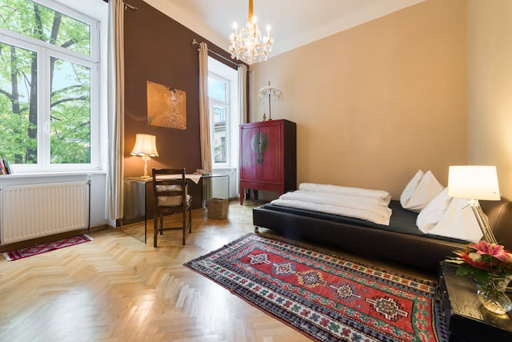 Central, own bathroom+bikes incl. - Viena - Apartamento