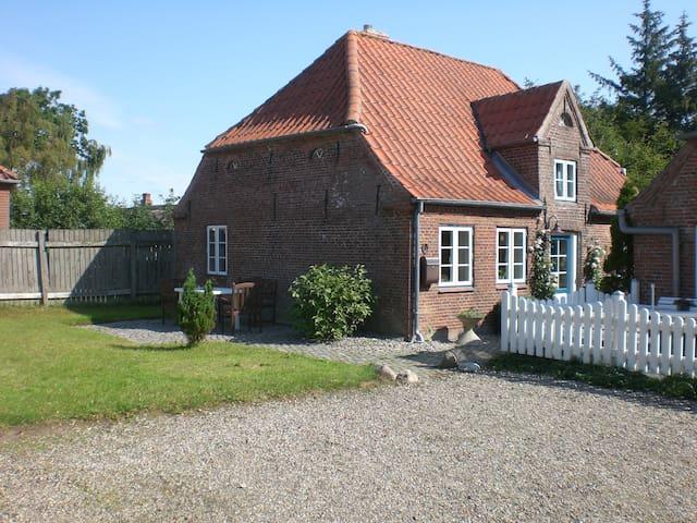 Ferienhaus in Rudbol 1 - Højer - House