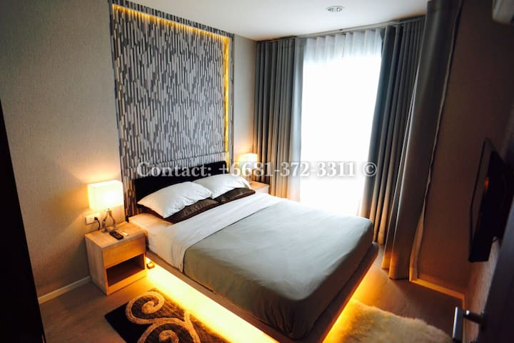 Luxury Apartment near Downtown (Pick-up Service)