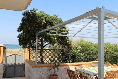 Unique charming Villa in scenic bay - Sant'Isidoro - Huis