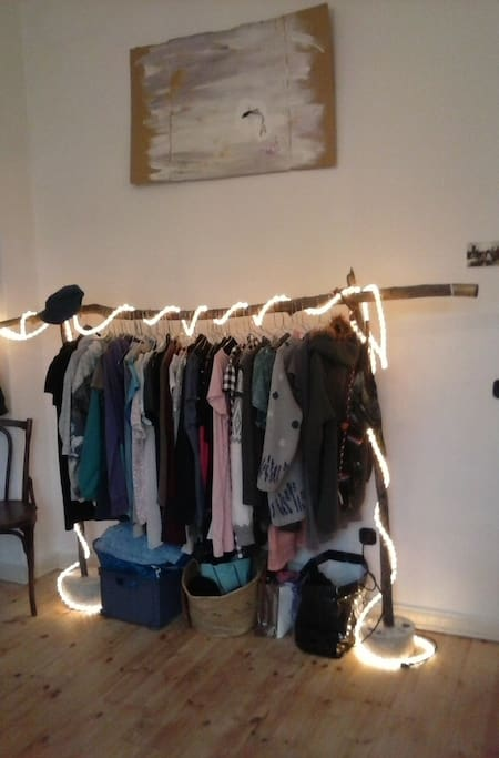 this wardrobe will be free for your clothes