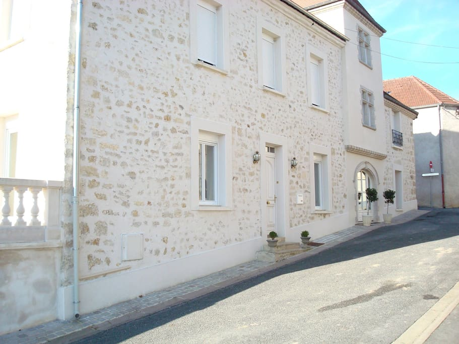 Bed breakfast in champagne chambres d 39 h tes louer for Chambre d hote champagne ardennes
