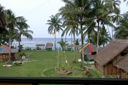 Single room Pacific Ocean view - Ev