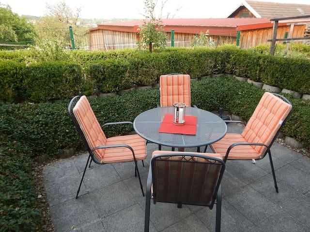 Ferienwohnung Veith - Reutlingen - Appartement