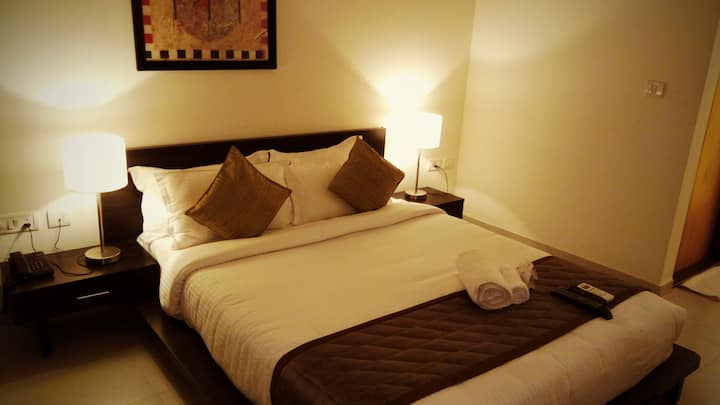 Perfect Business Stay at Siesta Bellandur