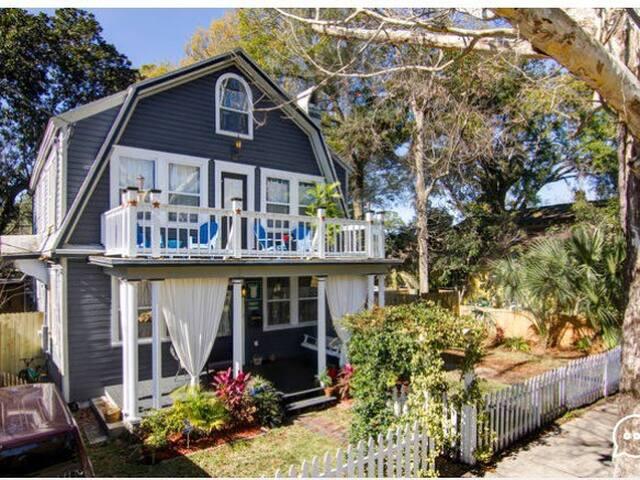 Tiny Zen cottage! - Jacksonville - Loft