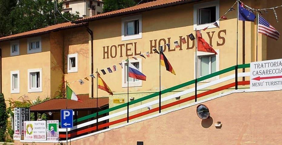Hotel nel Parco Nazionale d'Abruzzo - Barrea - Pousada