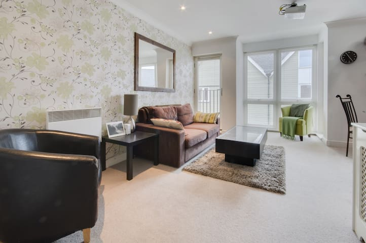 Riverside retreat within the heart of the city - Canterbury - Apartment