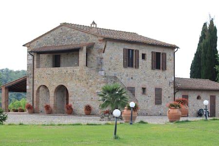 Apartments in Farmhouse rustic - Monteriggioni - Other