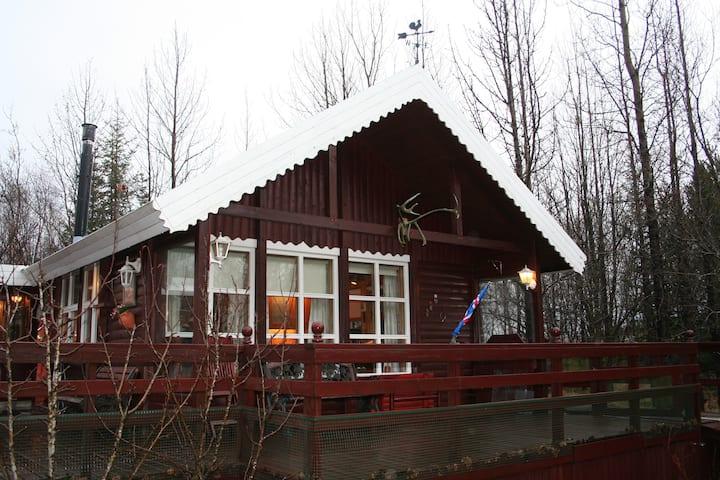 The Golden Circle Cabin
