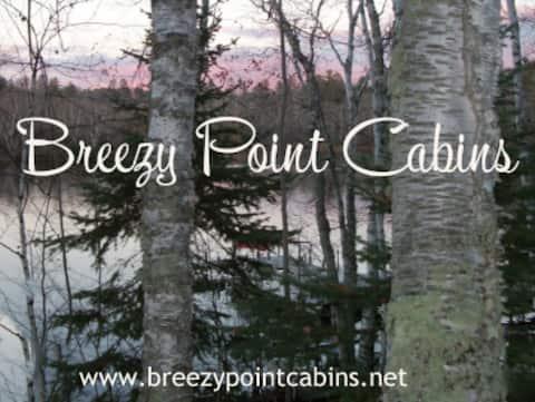 LedgeRock:  Lake Vermilion Cabin Wilderness Escape