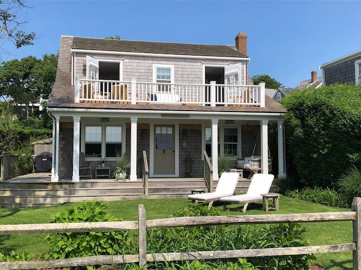 NEW Beachfront Cottage in Nantucket