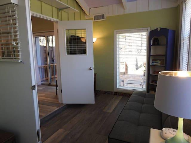 Sun Room/Bunk Room