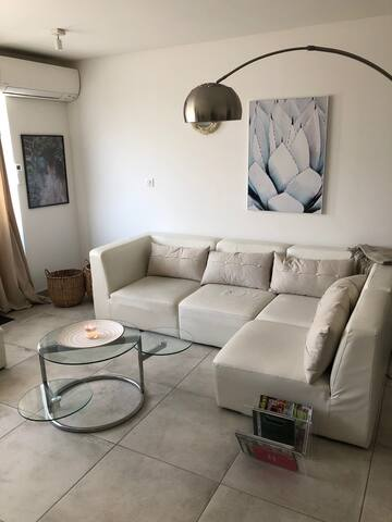 appartement neuf en RDC