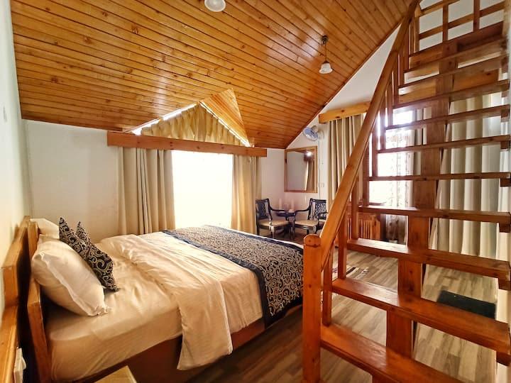 Meraki Cottages - Family Room