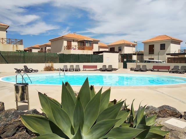 Casa en Pueblo Canario con WIFI
