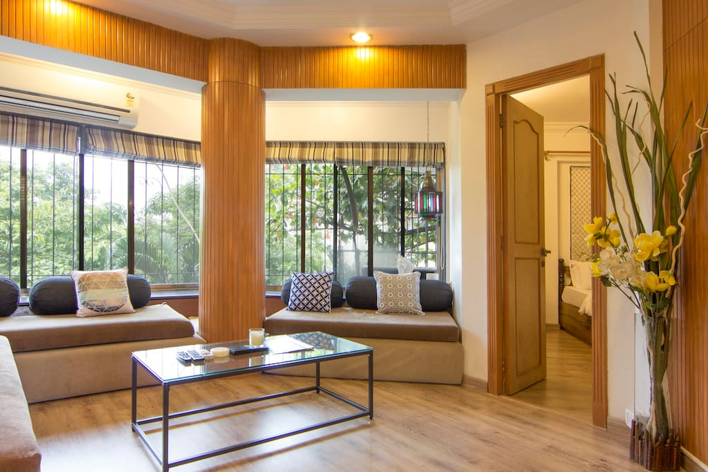Charming Studio Apt In Bandra Apartments For Rent In