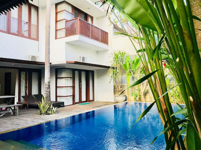Villa Meylina, In the heart of Seminyak.