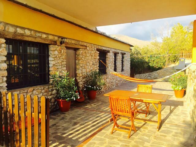Stone Cottage Paco's Secano - Orgiva  - Cottage