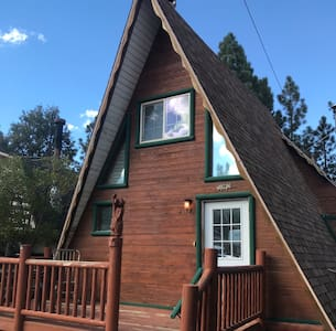 Cozy, affordable retreat in Big Bear.
