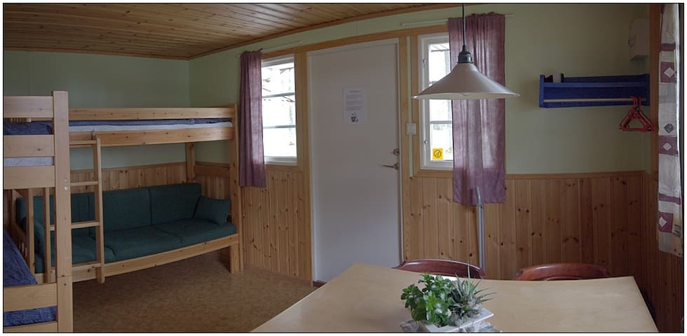 Camping Hultsfred - Hultsfred - Cottage