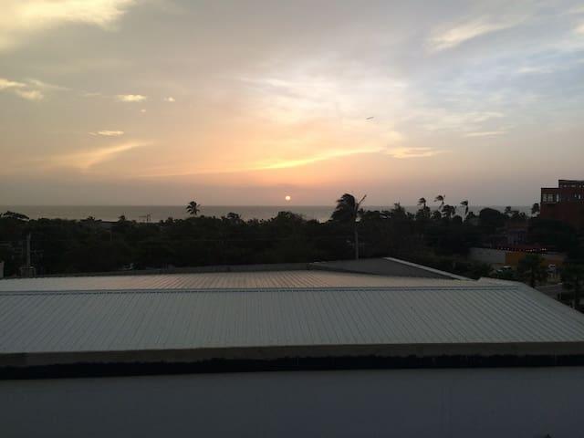 Apartamento con Vista al Mar. Excelente ubicacion! - Puerto Colombia - Apartment