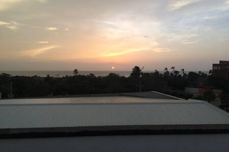 Apartamento con Vista al Mar. Excelente ubicacion! - Puerto Colombia - Huoneisto