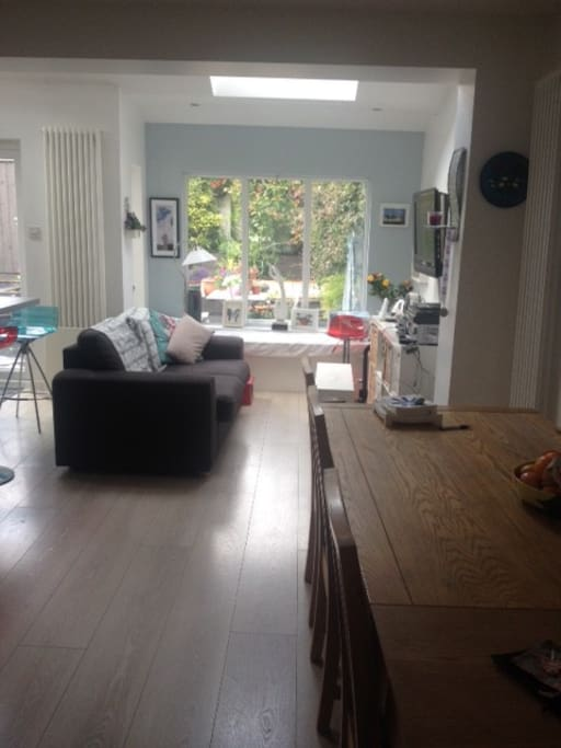 Kitche/Living Room